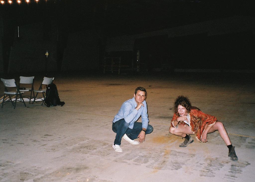 Meow Wolf / Corvas and Kayla