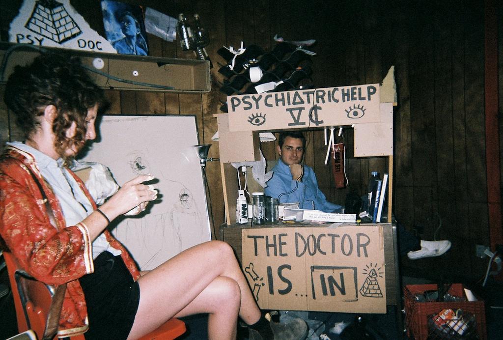 Mew Wolf / Corvas Psychiatric Help